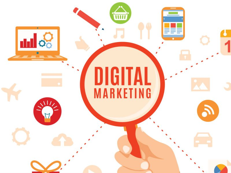 Digital Marketing: A Modern Way Of Advertising